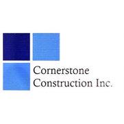 Cornerstone Construction Inc logo