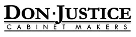 Don Justice Cabinet Makers logo