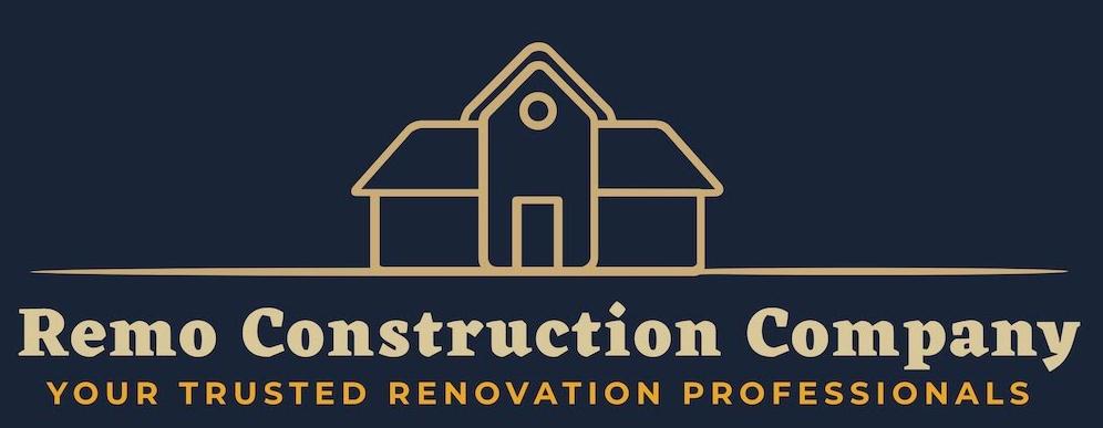 remo construction company logo