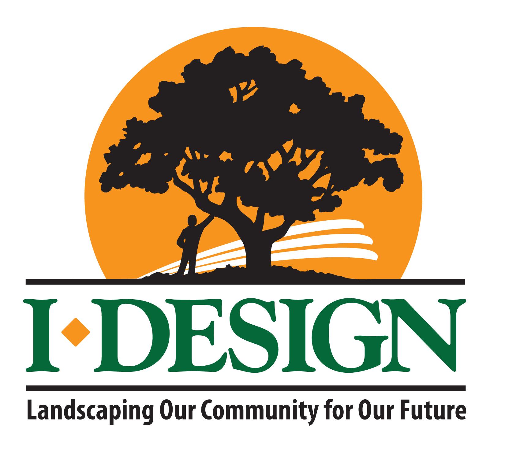 I-Design Landscape logo