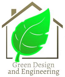 Green Design and Engineering Logo