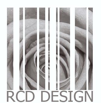 RCD DESIGN logo