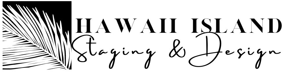 Hawaii Island Staging and Design logo
