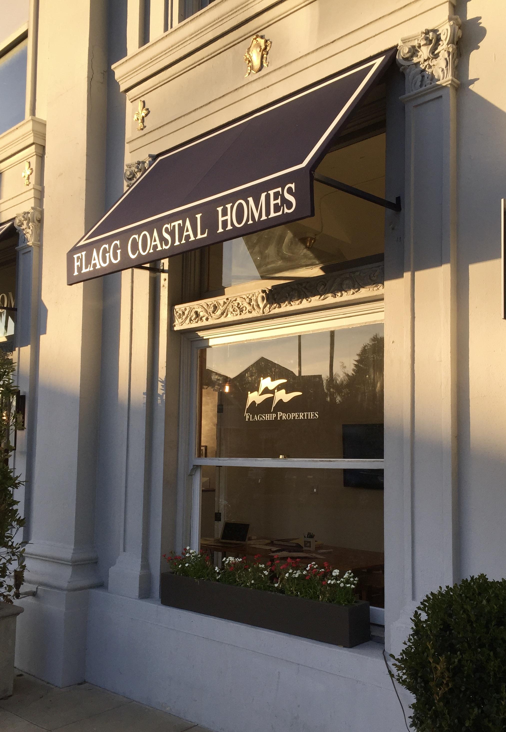 Flagg Coastal Homes logo
