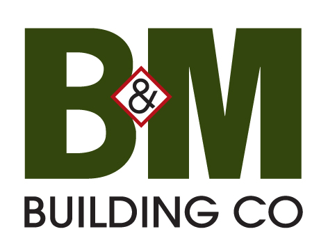 B&M Building Co. logo