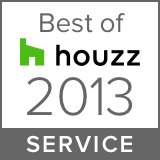 Houzz Best of Service 2013