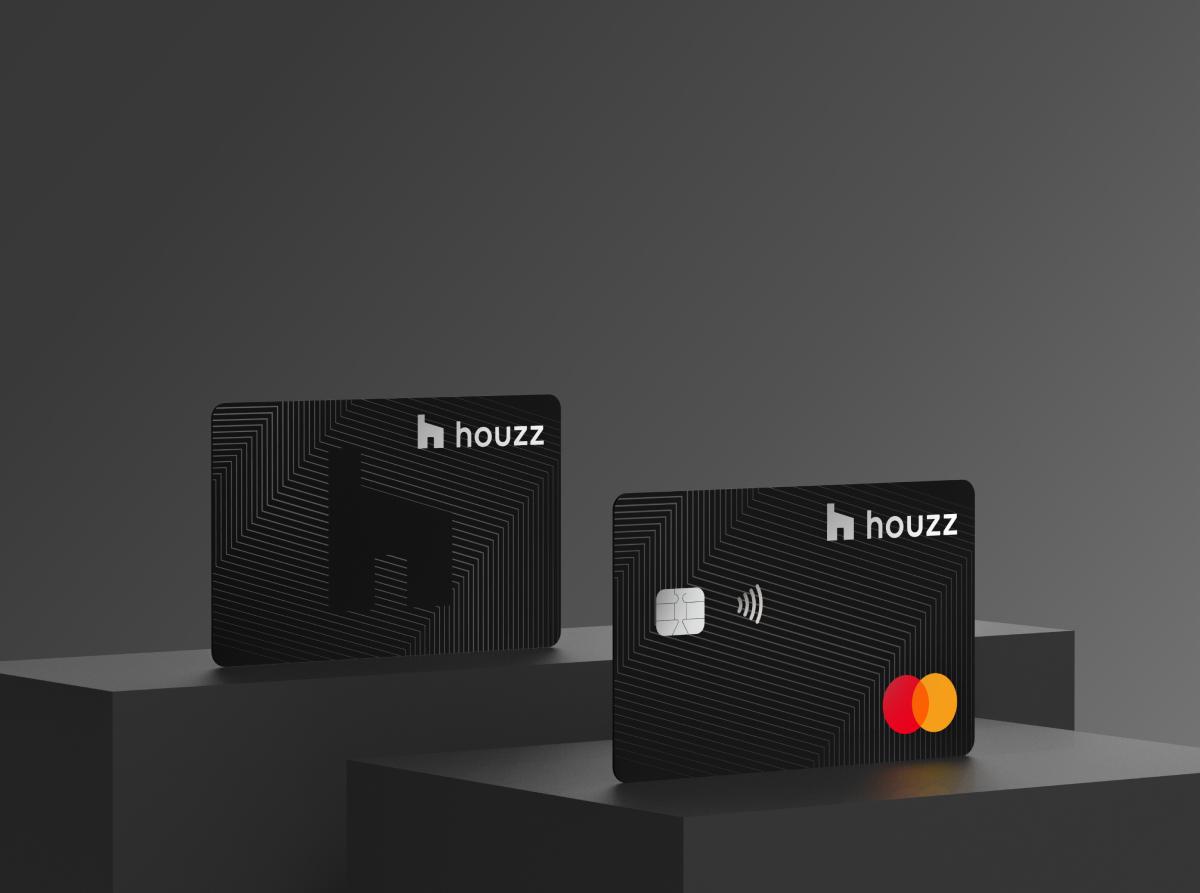 houzz credit cards