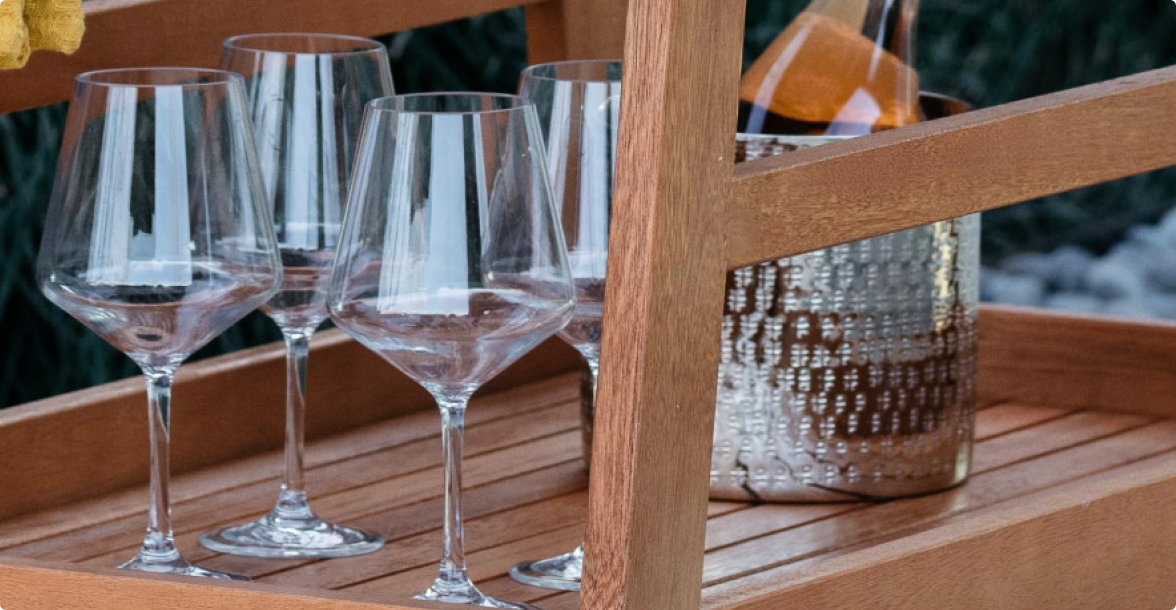Upgrade Your Patio for Hosting