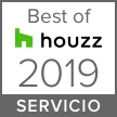 Best of Houzz 2019 - Servicio